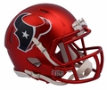 Houston Texans Riddell Blaze Alternate Speed Mini Helmet