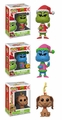 How The Grinch Stole Christmas! Complete Set w/ Chase (3) Funko Pop!