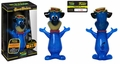 Huckleberry Hound (Hanna Barbera) Deep Blue Hikari Sofubi Figure by Funko