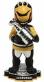 Iceburgh (Pittsburgh Penguins) Mascot 2016 Stanley Cup Champions BobbleHead