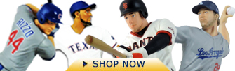 2017 Imports Dragon MLB Figures