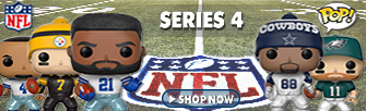 NFL Funko Pop! Series 4!