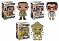 Independence Day by Funko Pop! Complete Set (3)