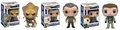 Independence Day: Resurgence by Funko Pop! Complete Set (3)