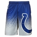 Indianapolis Colts NFL 2016 Gradient Polyester Shorts By Forever Collectibles