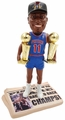 Isiah Thomas (Detroit Pistons) Back to Back Champs Exclusive Newspaper Base NBA Bobble Head