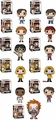 IT Series 2 Complete Set (11) w/CHASES Funko Pop!