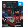 J.J. Watt (Houston Texans) NFL OYO Sportstoys Minifigures G3LE