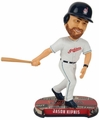 Jason Kipnis (Cleveland Indians) 2017 MLB Headline Bobble Head - Road by Forever Collectibles