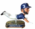 Jonathan Villar (Milwaukee Brewers) 2017 MLB Headline Bobble Head by Forever Collectibles