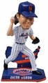 Jacob deGrom (New York Mets) 2016 MLB Nation Bobble Head Forever Collectibles