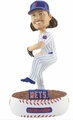 Jacob deGrom (New York Mets) 2018 MLB Baller Series Bobblehead by Forever Collectibles