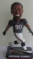 Jadeveon Clowney (Houston Texans) Forever Collectibles 2014 NFL Springy Logo Base Bobblehead