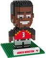 Jameis Winston (Tampa Bay Buccaneers) NFL 3D Player BRXLZ Puzzle By Forever Collectibles