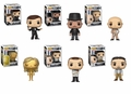 James Bond Complete Set (6) Funko Pop!
