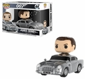 James Bond w/ Aston Martin (James Bond) Funko Pop! Rides