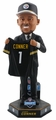James Conner (Pittsburgh Steelers) 2017 HFL Draft Day Bobblehead by FOCO