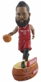 James Harden (Houston Rockets) 2018 NBA Baller Series Bobblehead by Forever Collectibles