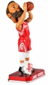 James Harden (Houston Rockets) Forever Collectibles 2014 NBA Springy Logo Base Bobblehead