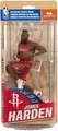 James Harden (Houston Rockets) NBA 31 McFarlane Collector Level SILVER CHASE #/750
