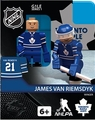 James van Riemsdyk (Toronto Maple Leafs) NHL OYO Minifigure