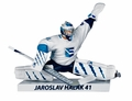 "Jaroslav Halak (Team Europe) 2016 World Cup Of Hockey 6""Figure Imports Dragon"