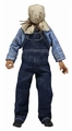 Jason Friday The 13th Part 2 Clothed Retro Style Action Figure NECA