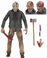 Jason Friday The 13th Part 4: The Final Chapter 1/4 Scale Action Figure NECA