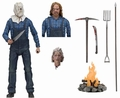 Jason Friday The 13th (Ultimate Part 2) Action Figure NECA