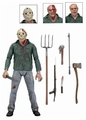 Jason Friday The 13th (Ultimate Part 3) Action Figure NECA