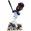 Jason Heyward (Chicago Cubs) 2016 World Series Champions Newspaper Base Bobble Head by Forever Collectibles