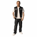"Jax Teller Sons of Anarchy 12"" Action Figure Mezco"