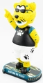 Jaxson de Ville (Jacksonville Jaguars) Mascot 2017 NFL Headline Bobble Head by Forever Collectibles
