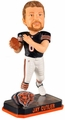 Jay Cutler (Chicago Bears) Forever Collectibles 2014 NFL Springy Logo Base Bobblehead