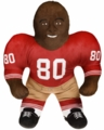 "Jerry Rice (San Francisco 49ers) 24"" NFL Plush Studds by Forever Collectibles"
