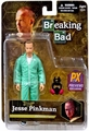 "Jesse Pinkman Breaking Bad 6"" (Blue Hazmat Suit - Previews Exclusive) Mezco"