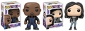 Jessica Jones Complete Set (2) Funko Pop!