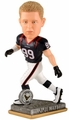JJ Watt (Houston Texans) 2015 Springy Logo Action Bobble Head Forever Collectibles