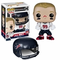 JJ Watt (Houston Texans) NFL Funko Pop! Series 2