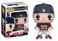 JJ Watt (Houston Texans) NFL Funko Pop! Series 3