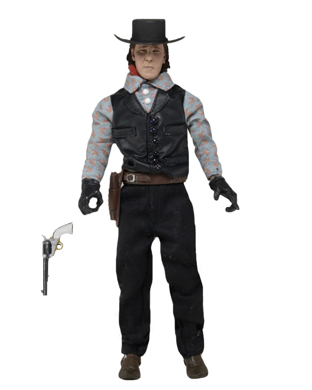 Joe Gage The Cow Puncher The Hateful Eight By Neca