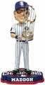 Joe Maddon (Chicago Cubs) 2016 World Series Champions Bobble Head by Forever Collectibles