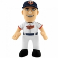 "Joe Mauer (Minnesota Twins) 10"" MLB Player Plush Bleacher Creatures"