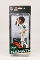 Joe Namath (New York Jets) NFL 35 McFarlane Collector Level Bronze CHASE #/2000