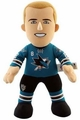 "Joe Paveleski (San Jose Sharks) 10"" NHL Player Plush Bleacher Creatures"