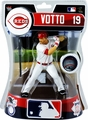 "Joey Votto (Cincinnati Reds) 2017 MLB 6"" Figure Imports Dragon"