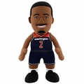"John Wall (Washington Wizards) Blue Jersey 10"" Player Plush NBA Bleacher Creatures"