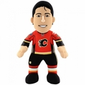 "Johnny Gaudreau (Calgary Flames) 10"" NHL Player Plush Bleacher Creatures"
