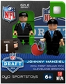 Johnny Manziel (Cleveland Browns) Draft Day NFL OYO Sportstoys Minifigures
