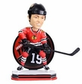 Jonathan Toews (Chicago Blackhawks) 2016 NHL Name and Number Bobblehead Forever Collectibles